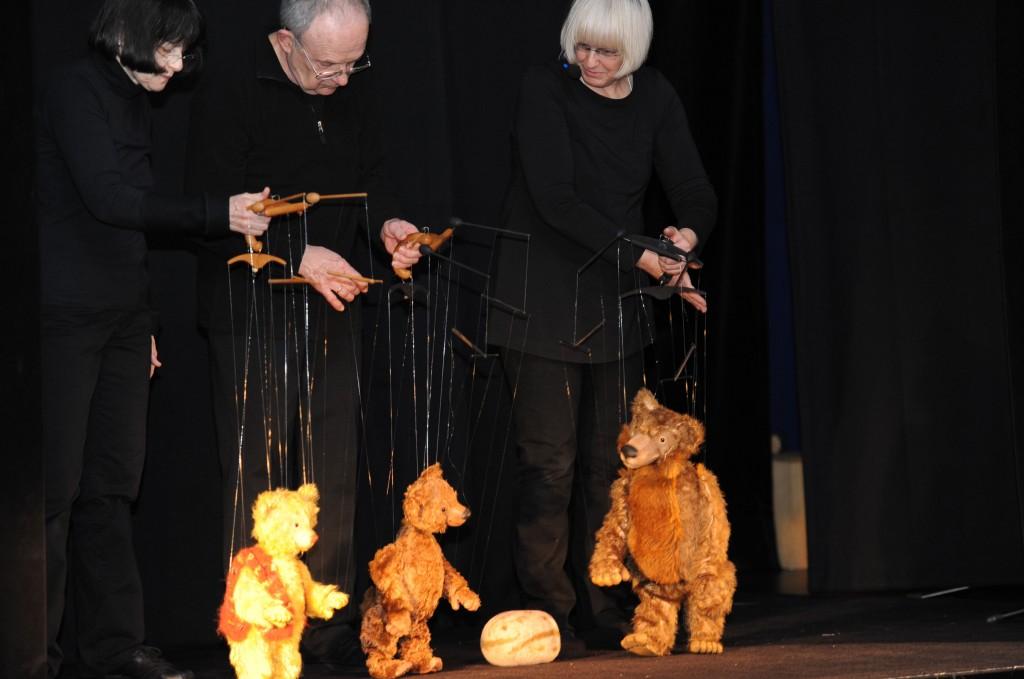 13.04.2013: Marionettentheater Festival in Ursensollen